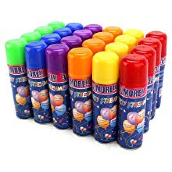 12x Party String Sprays