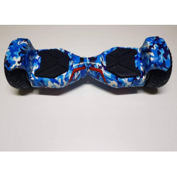 Camo Blue Off road Hoverboard