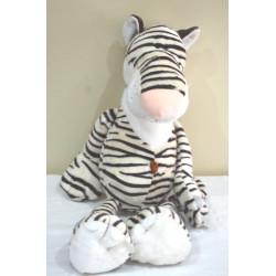 45cm Zebra Teddy Bear