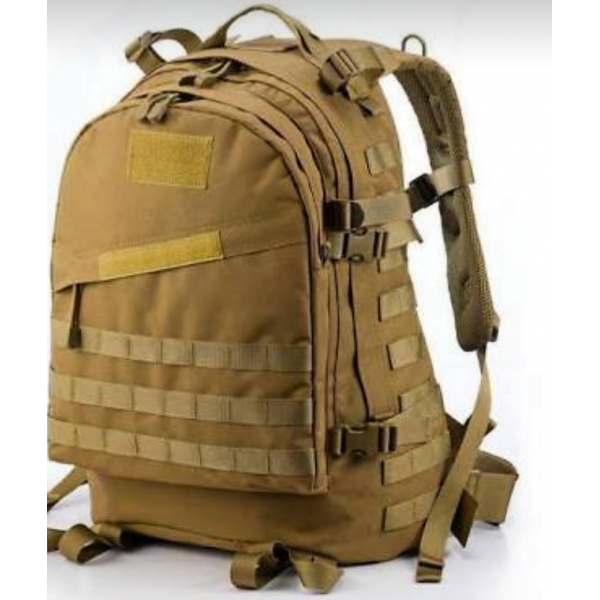28 Litre Camo Khaki Colour Outdoor Backpack