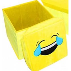 Emoji Kids Cool Eyes Storage Boxes