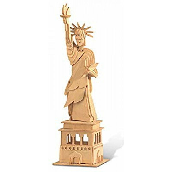 3D Wooden The  Statue Of Liberty Puzzle