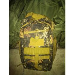 25 Litre Camo Bush Colour Outdoor Backpack