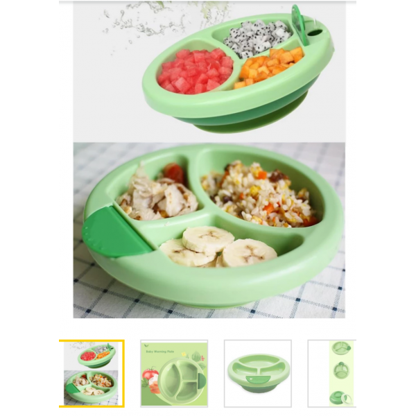 baby warming plate