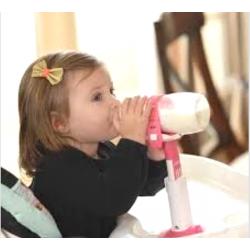 Babaste Pink Baby Bottle Holder