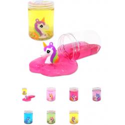 12 x unicorn slime